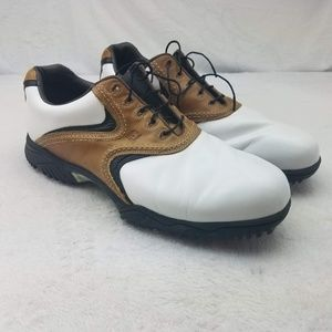 Footjoy Contour Golf Shoes Spikes  54002 13 XW